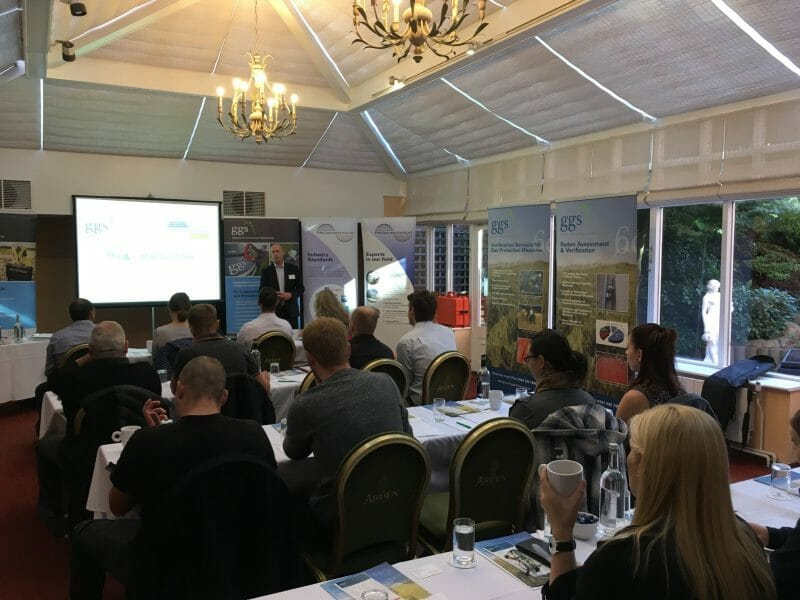 PAGeotechnical ground gas seminar