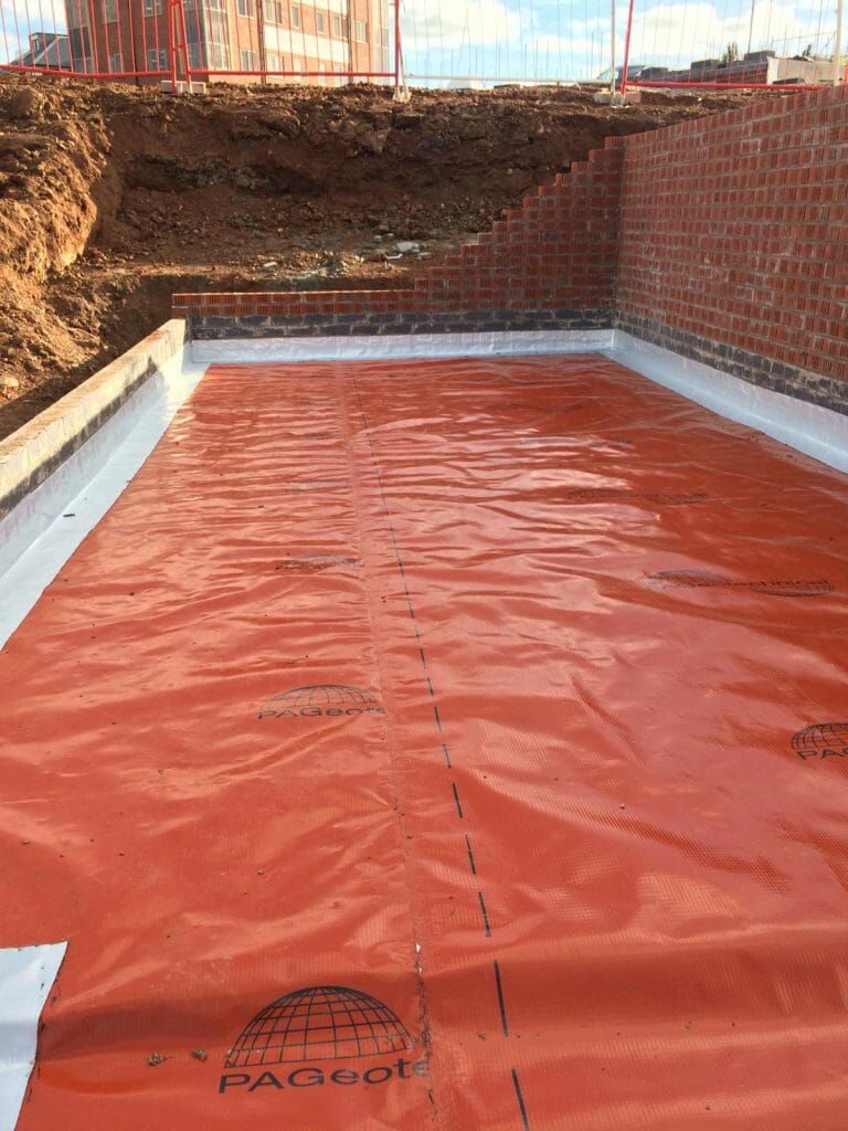 PAGeoTechnical standard membrane