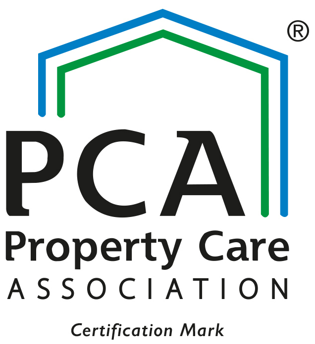 Property Care Association PCA logo